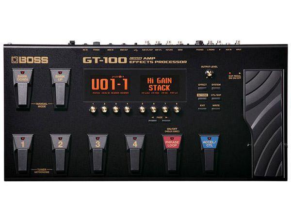 Amply Boss GT-100