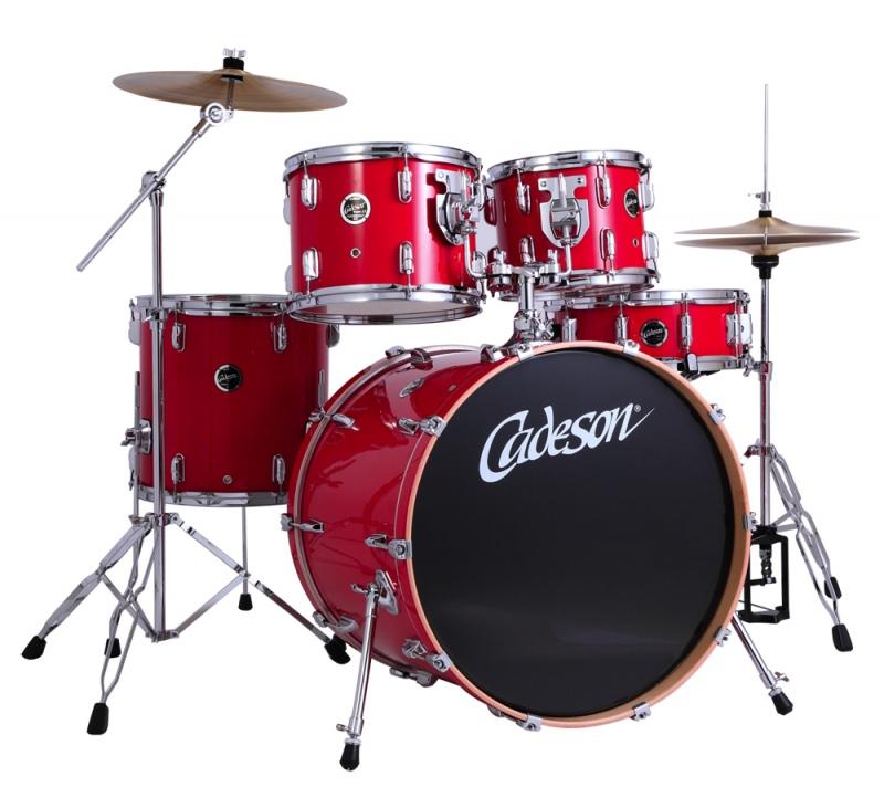 Trống Jazz Cadeson C Flame LX