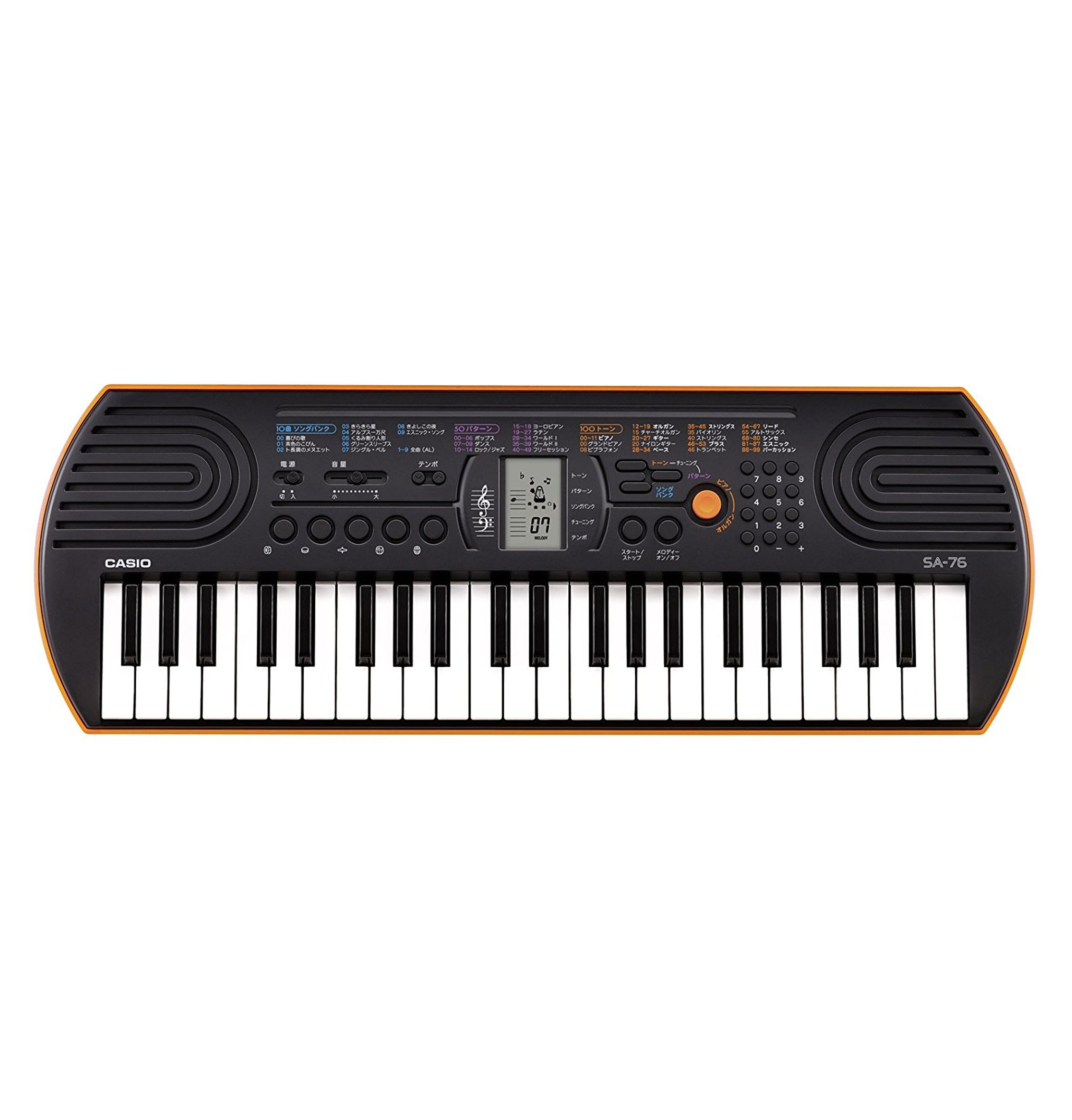 Đàn Organ Casio SA-76/77/78