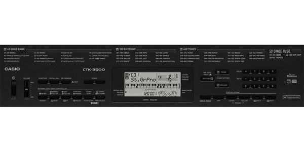 Đàn Organ Casio CTK-3500