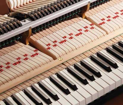 Đàn Piano Shigeru Kawai SK-3