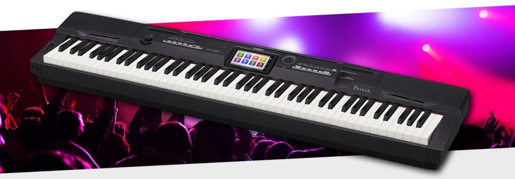 Đàn piano điện Casio PX-360BK
