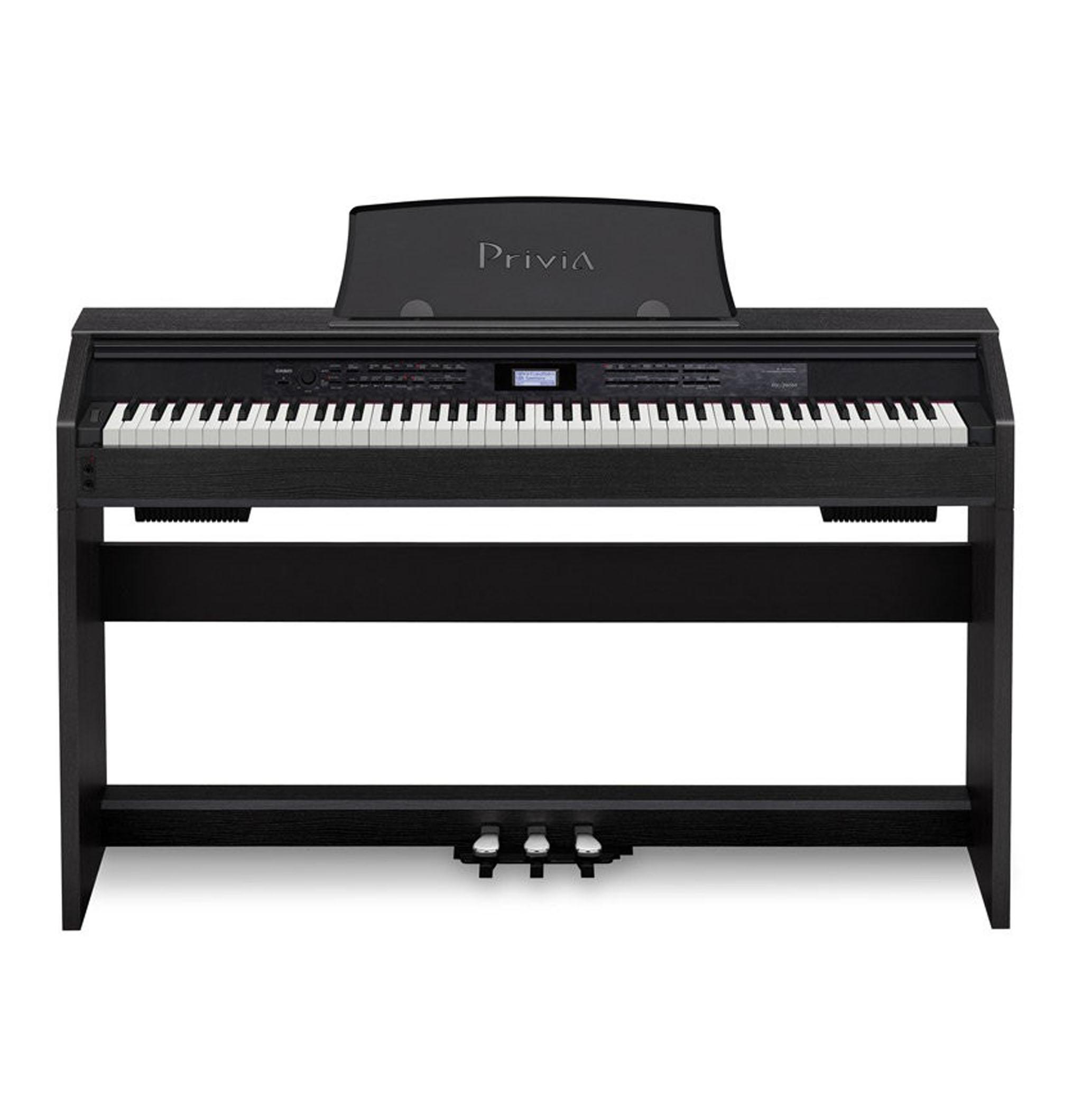 Đàn piano điện Casio Privia PX-780BK