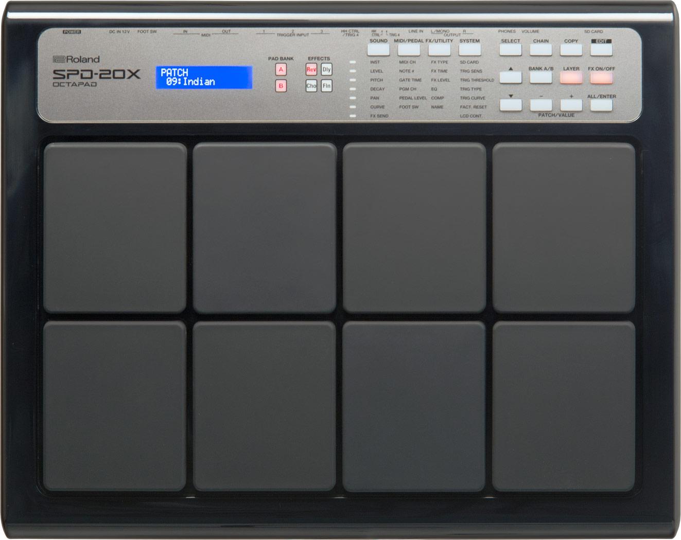 Bộ Trống Điện Tử Roland SPD-20X