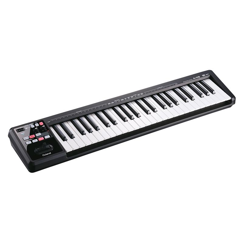 Midi Keyboard Controller Roland A-49