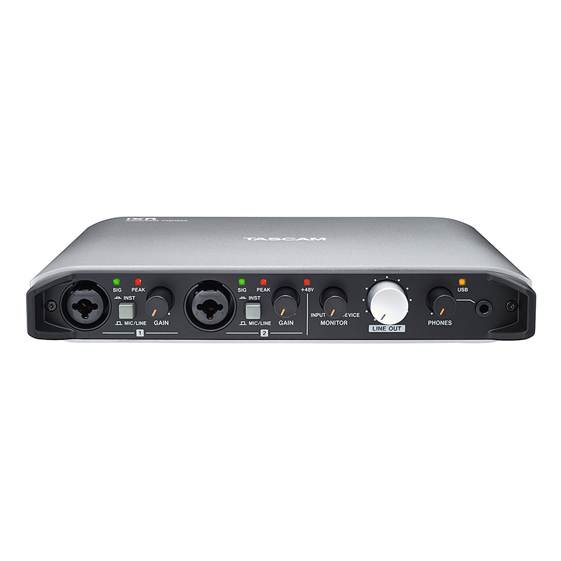 Sound Card Tascam iXR