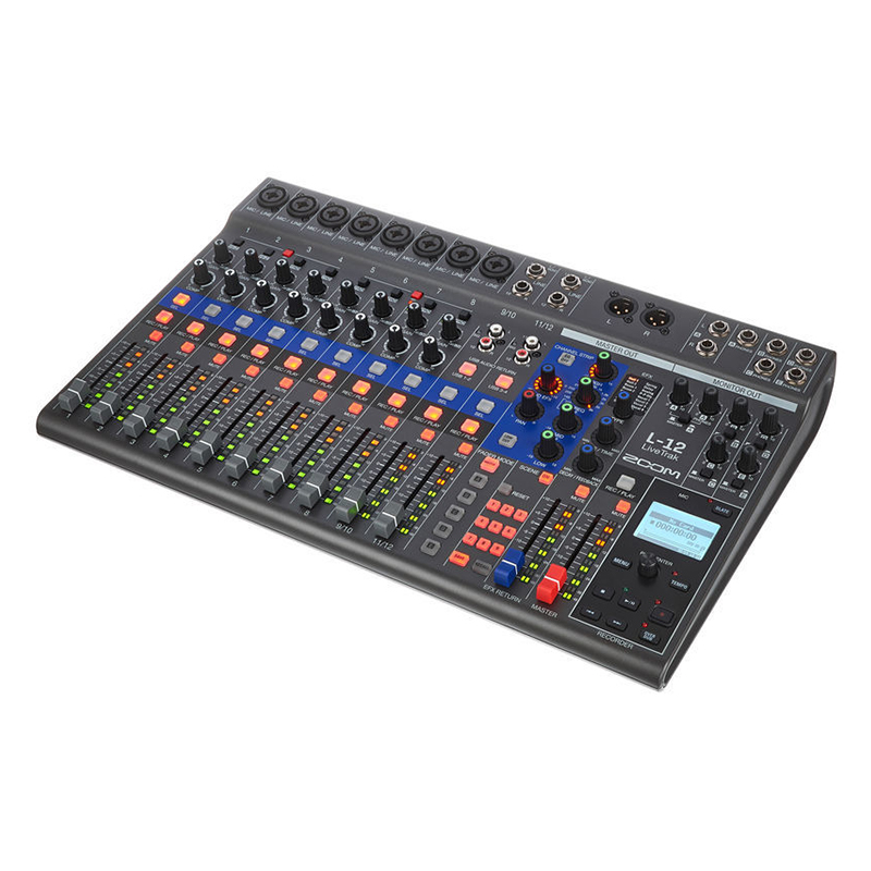 Digital Mixer Zoom L-12