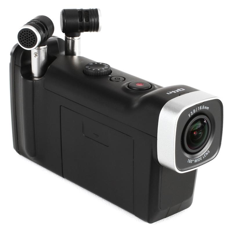Máy quay phim Zoom Q4n