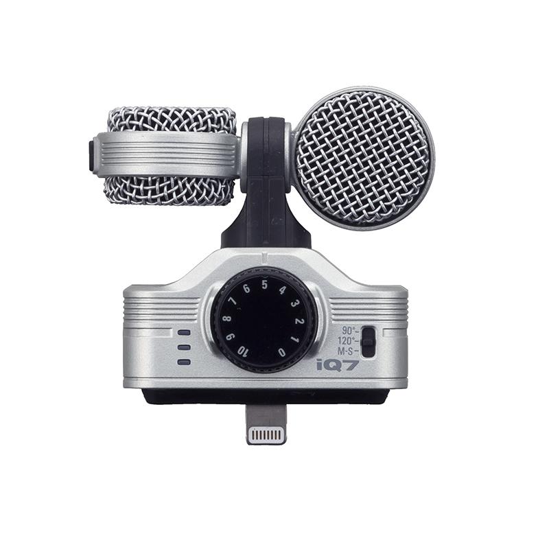 Micro ghi âm cho điện thoại Zoom iQ7