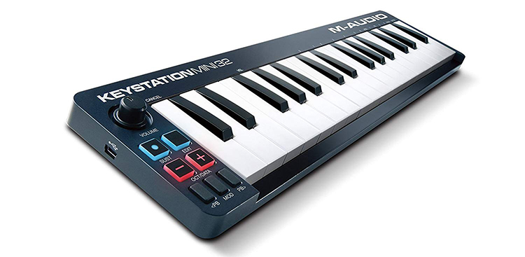 MIDI Controller M-AUDIO Key Station mini 32