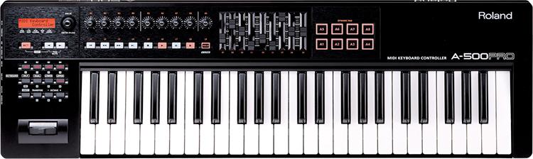 Midi Keyboard Controller Roland A-500PRO