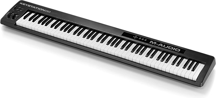 MIDI Controller M-AUDIO Key Station 88 II