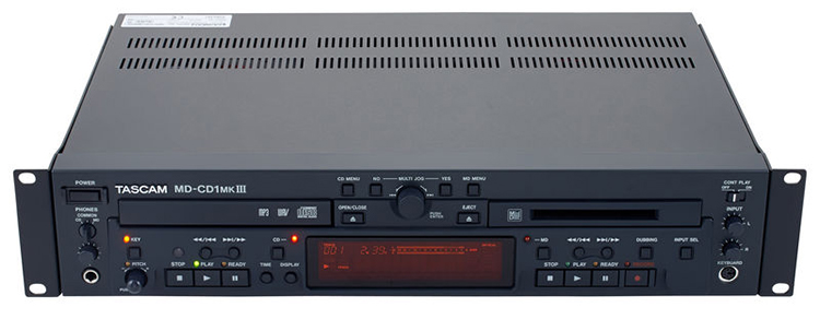Sound Card Tascam MD-CD1 MKIII