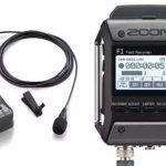 Micro Zoom F1-LP Lavalier Mic Pack