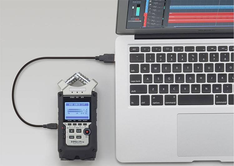 Máy ghi âm Zoom H4n PRO