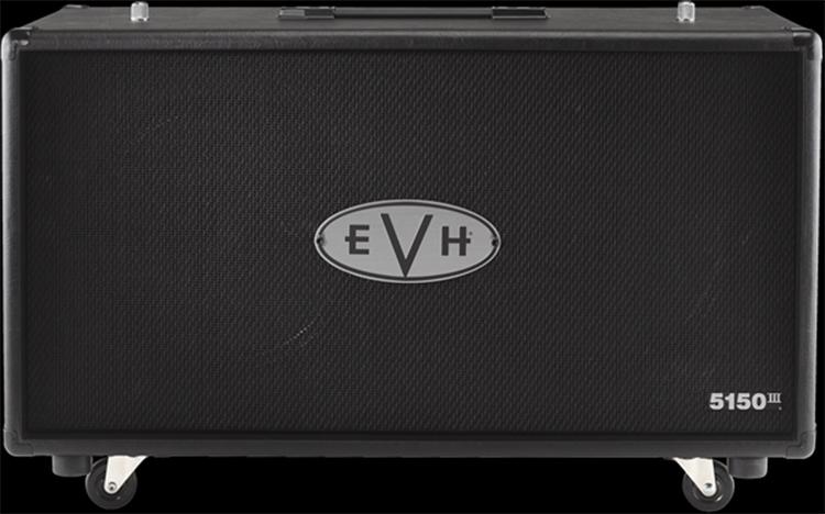 EVH 5150III 2X12 STRAIGHT CABINET