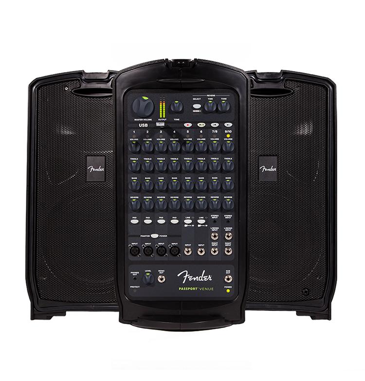 Fender Passport Venue, 600 Watts, 230V EU DS