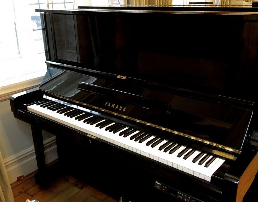 Đàn piano Yamaha U3H Silent