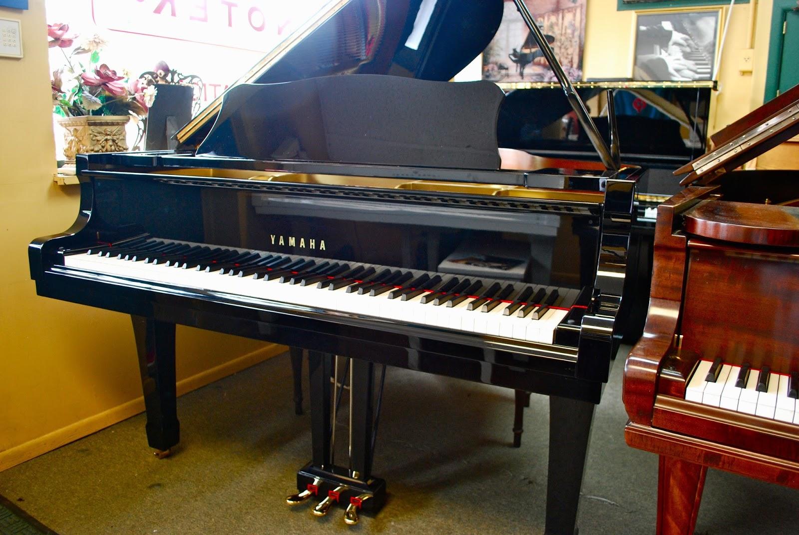 Đàn piano Yamaha C3A