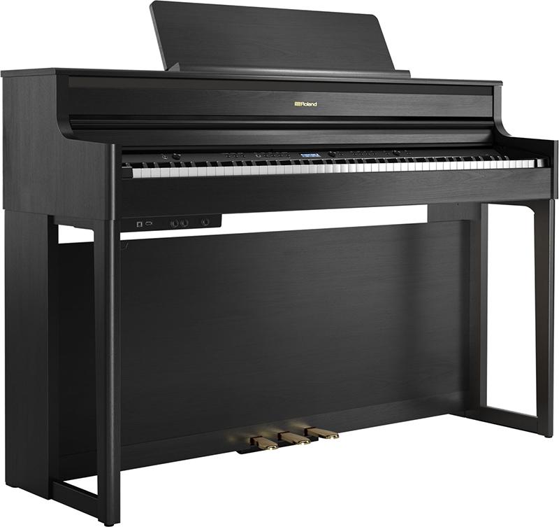 dan piano dien roland hp 704