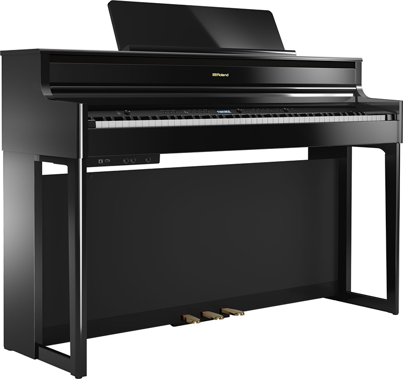 dan piano roland hp 704