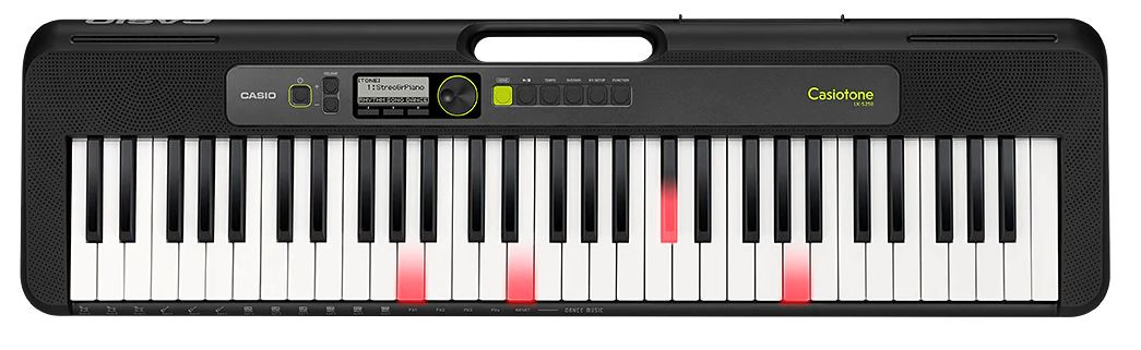 organ casio lk-s250
