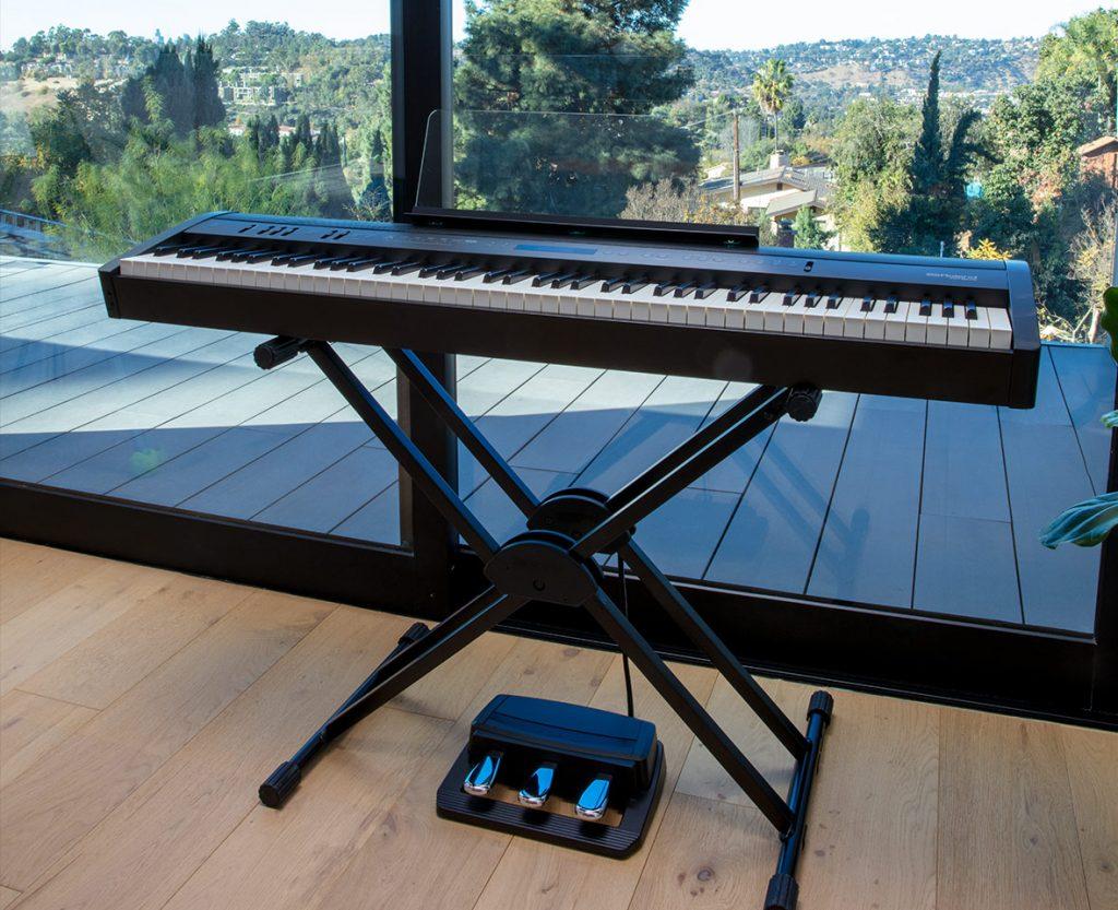 kich thuoc dan piano roland fp-60x